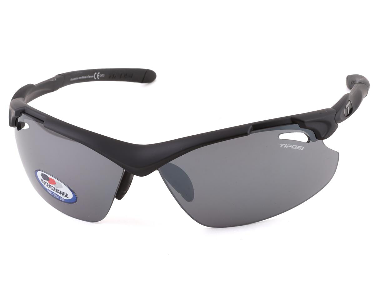 Tifosi Tyrant 2.0 Multi-Lens Sunglasses (Matte Black)
