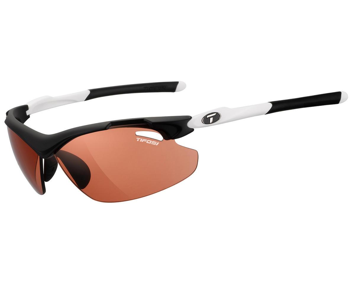 Tifosi Tyrant 2.0 Sunglasses (Black/White) (Fototec)
