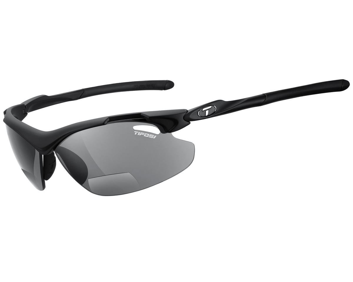 Tifosi Tyrant 2.0 Sunglasses (Matte Black) (Readers 1.5)