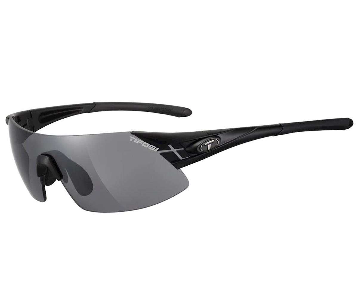 Tifosi Podium XC Asian Fit Sunglasses (Matte Black) (Interchangeable)