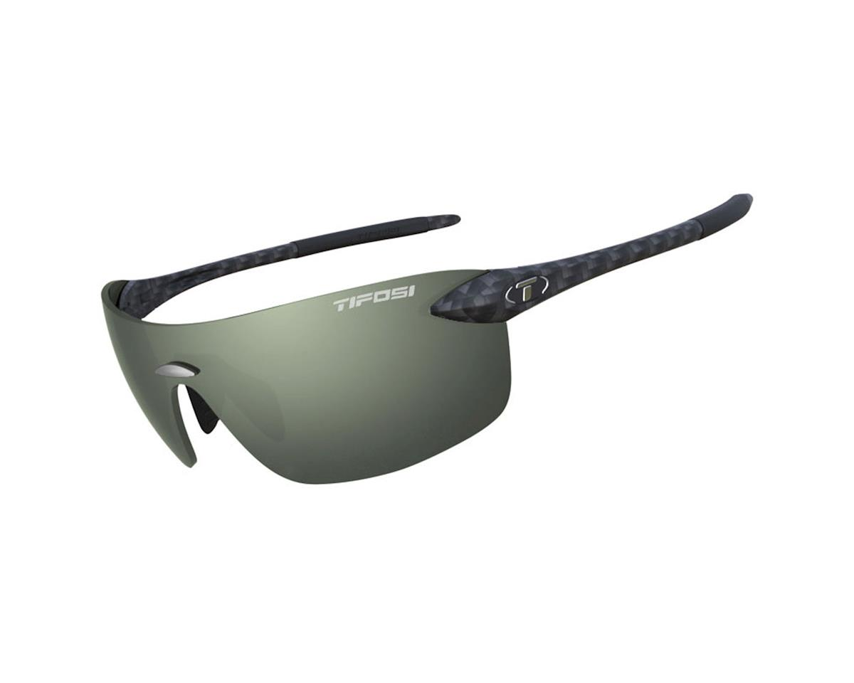 Tifosi Vogel 2.0 , Matte Carbon Single Lens Sunglasses