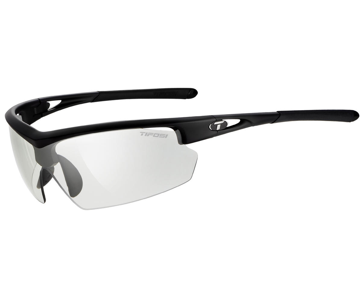 Tifosi Talos Sunglasses (Matte Black) (Fototec)