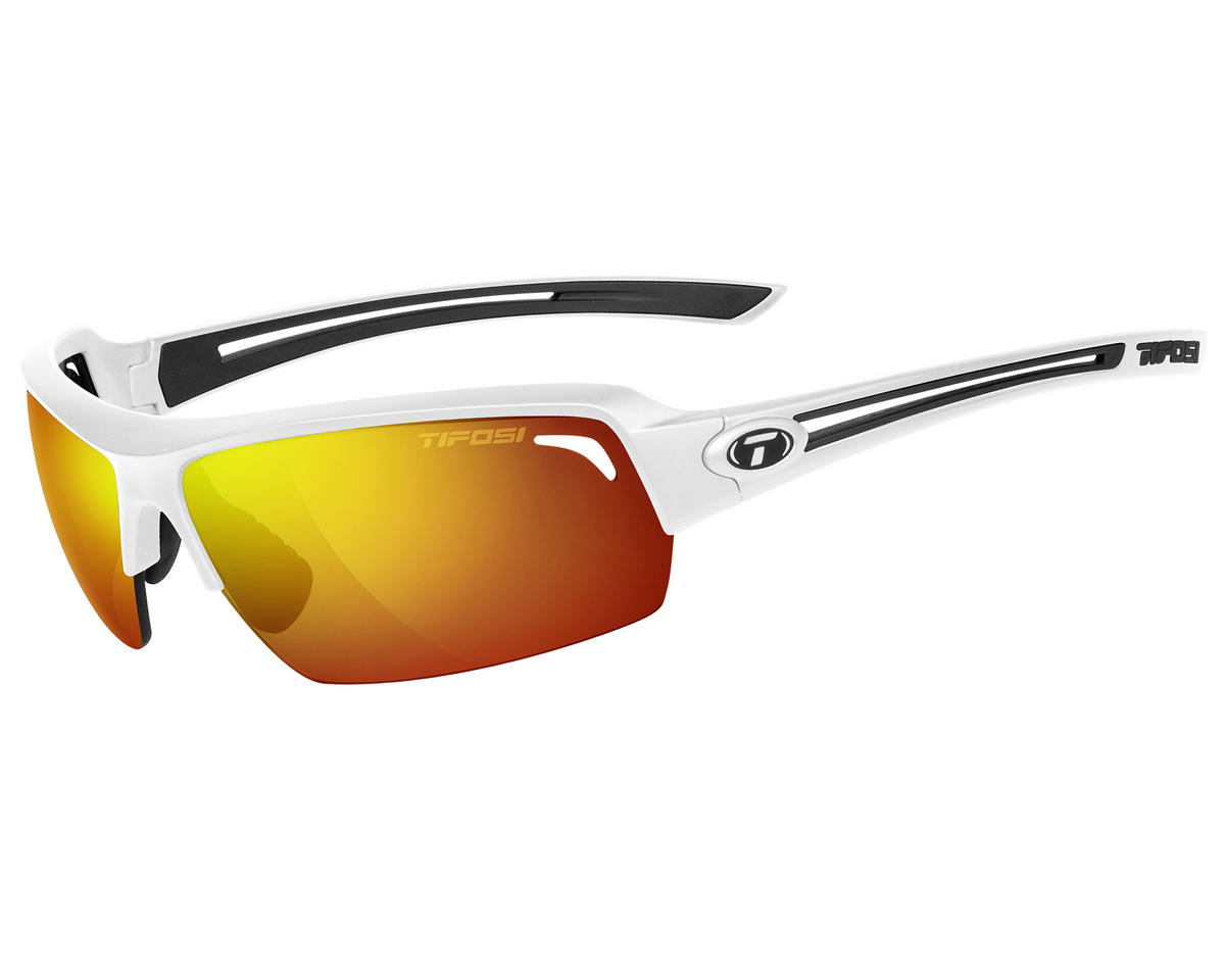 Tifosi Just Sunglasses (Matte White)