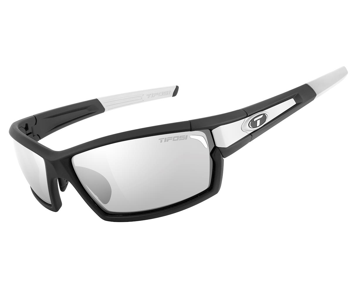 Tifosi Pro Escalate S.F. Sunglasses (Black/White) (Fototec)