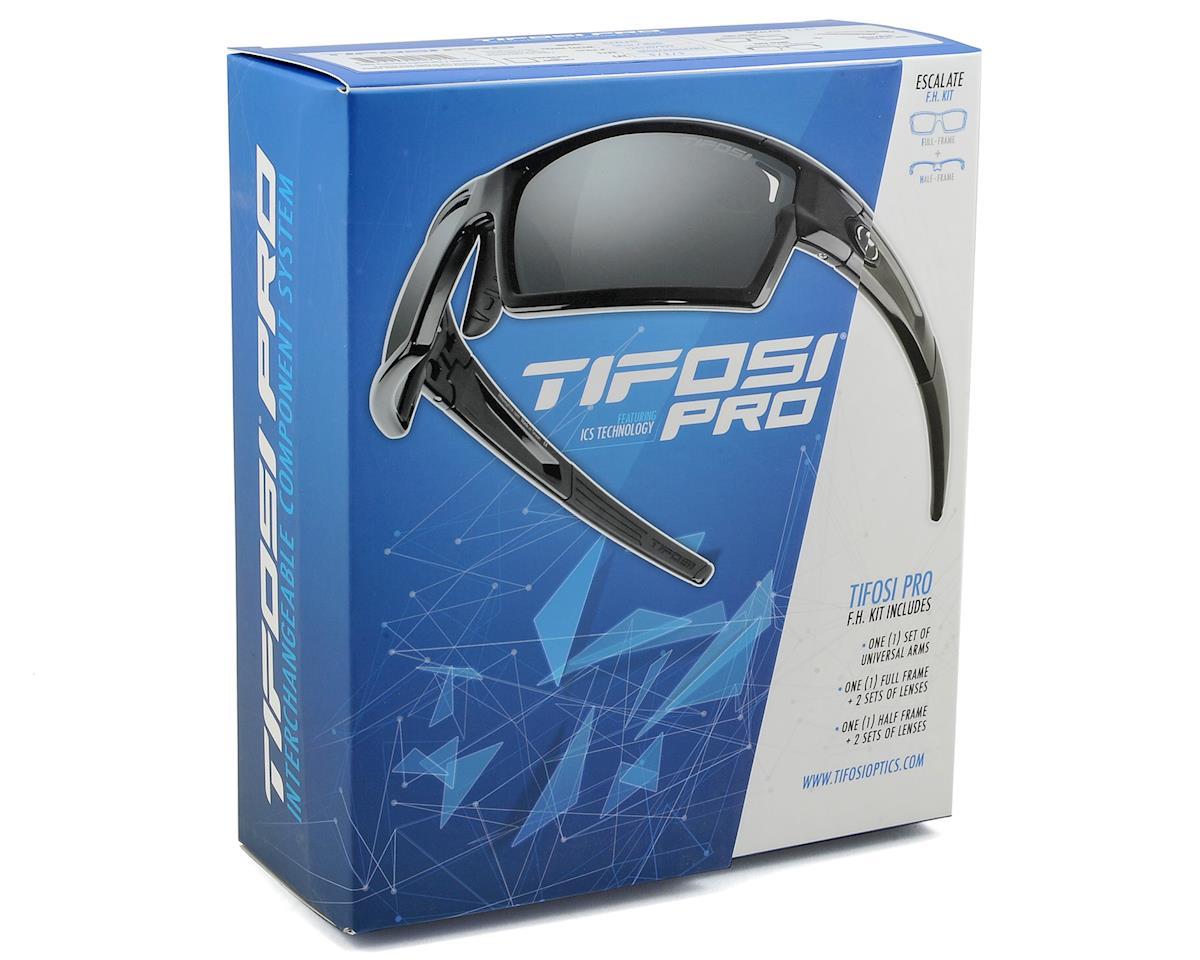 Tifosi Escalate F.H. Pro Sunglasses (Matte Black) (Fototec)