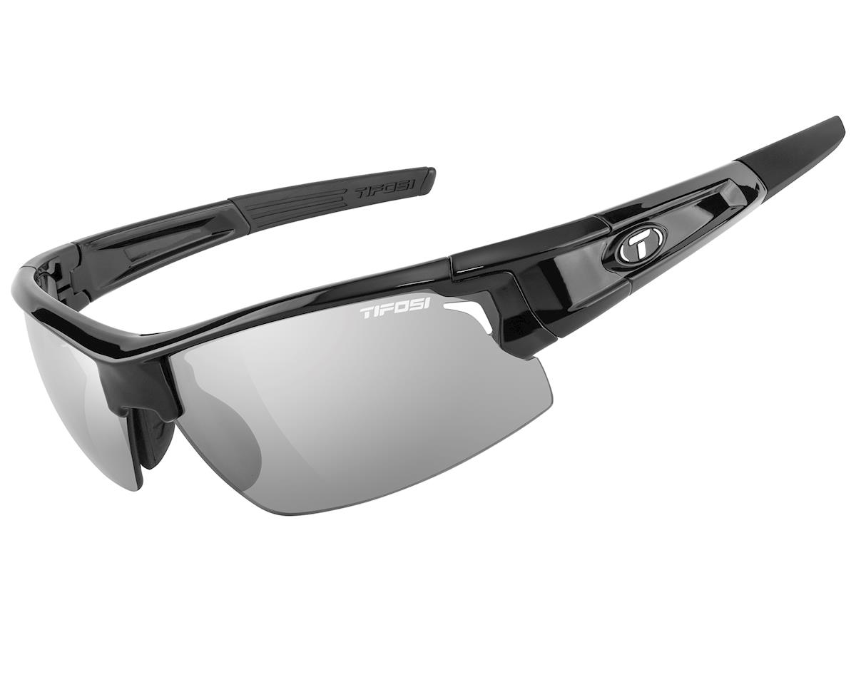 Tifosi Pro Escalate F.H. Interchangeable Polarized Sunglasses (Gloss Black)