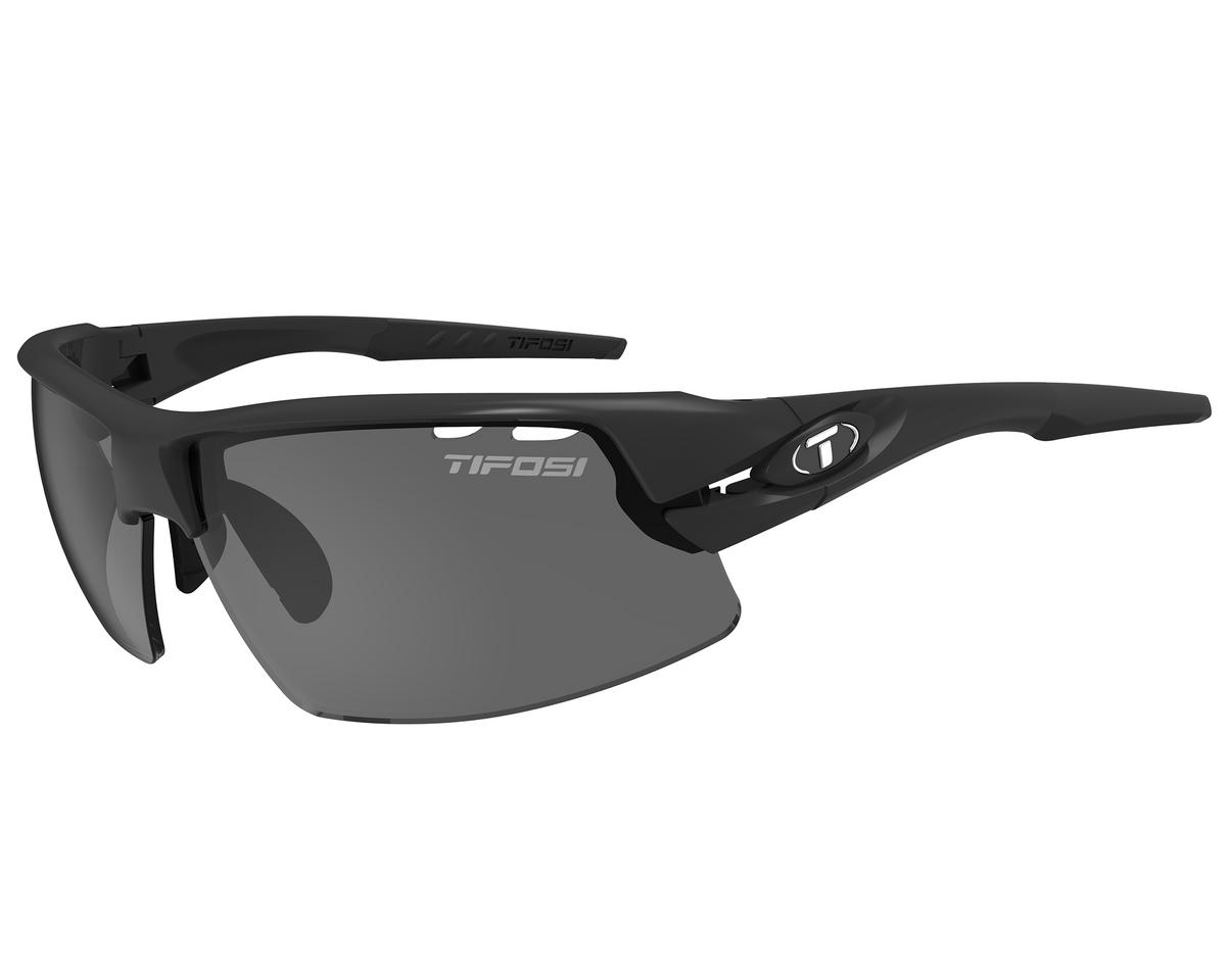 Tifosi Crit Interchangeable Sunglasses (Matte Black)