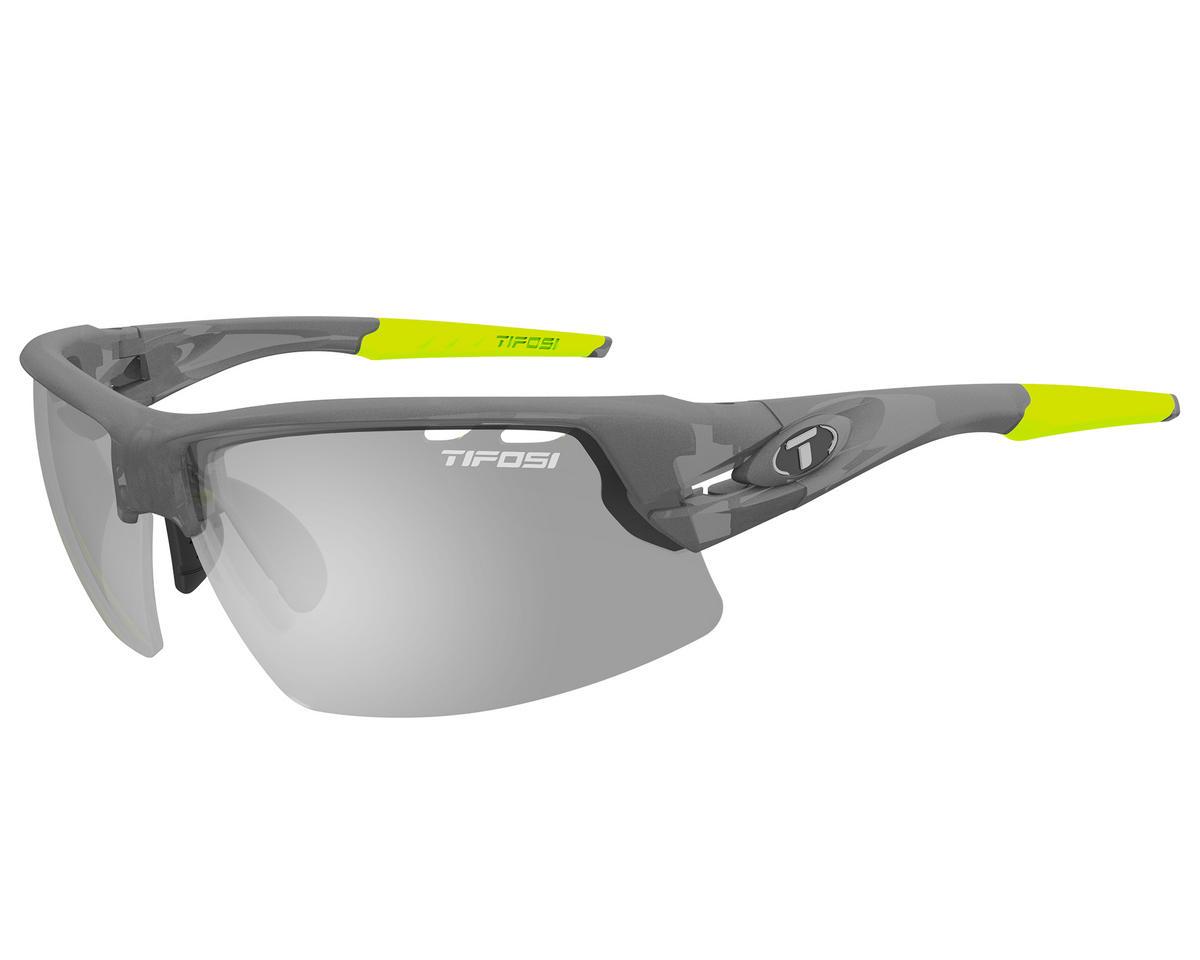 Tifosi Crit Sunglasses (Matte Smoke)
