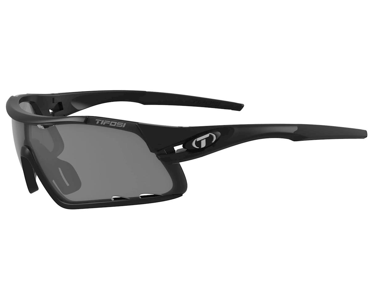 Tifosi Davos Sunglasses (Matte Black) (Interchangeable)