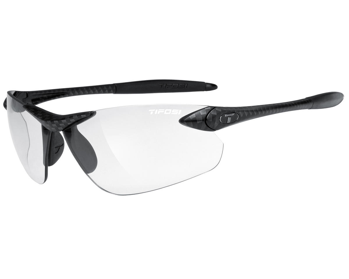Tifosi Seek FC Sunglasses (Carbon) (Fototec)