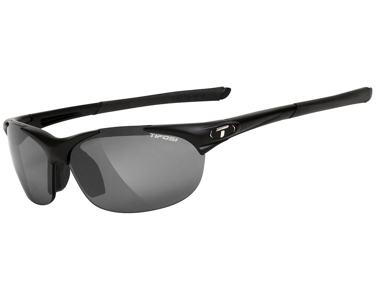 Tifosi Wisp Sunglasses (Matte Black) (Interchangeable)