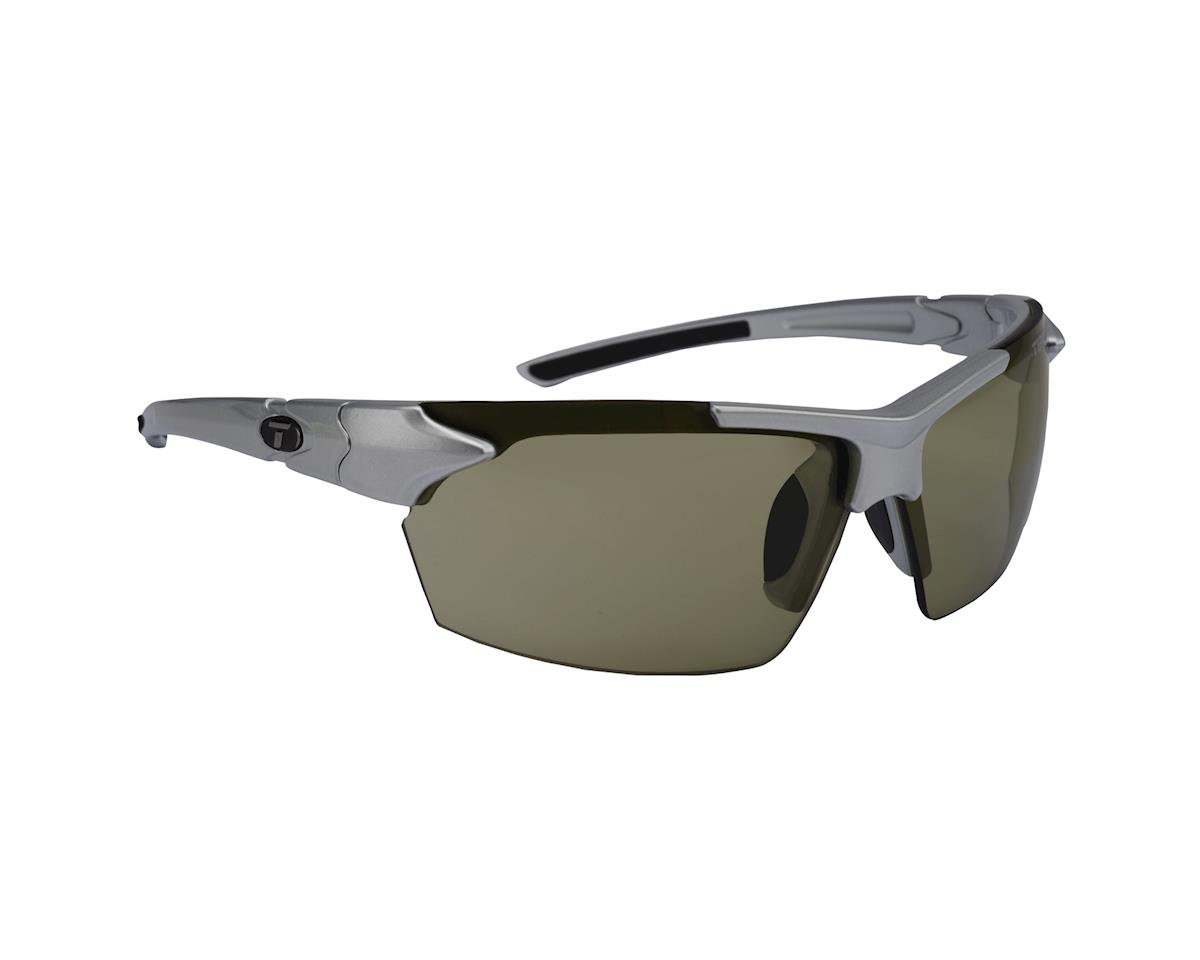 Tifosi Jet Sunglasses - ATG Fototec - Nashbar Exclusive (Metalic Silver)