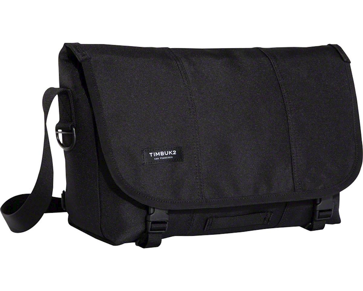Timbuk2 Classic Messenger Bag: Jet Black, SM