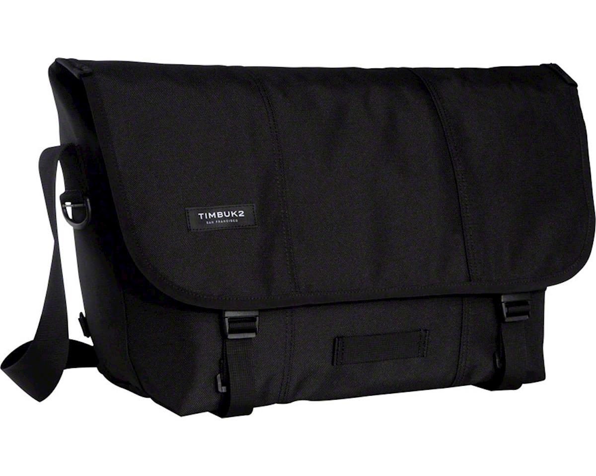 Timbuk2 Classic Messenger Bag: Jet Black, LG