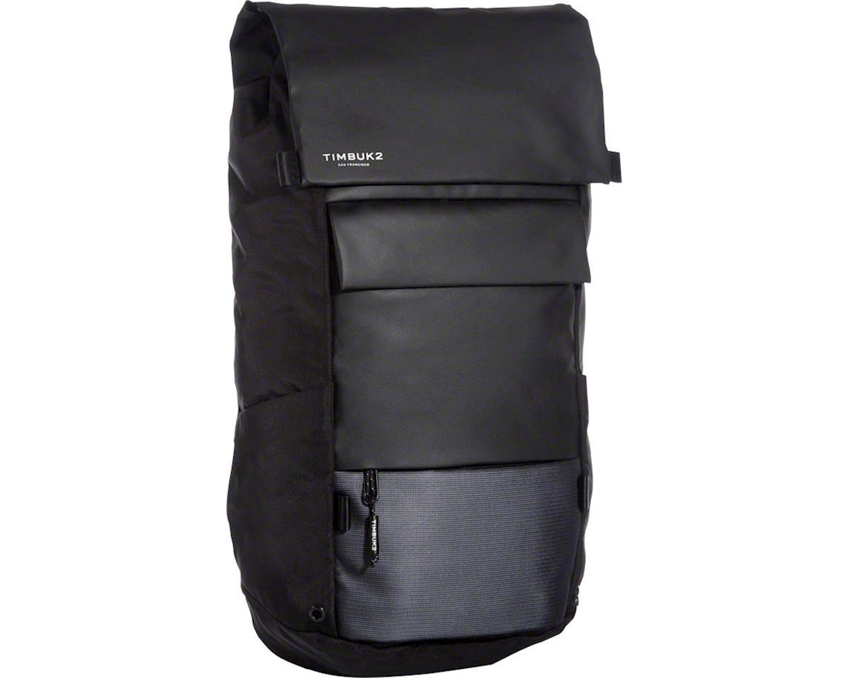 54353c74b Timbuk2 Robin Backpack: Jet Black, 20 Liter [1354-3-6114 ...