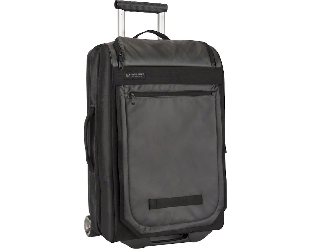 "CoPilot Rolling Suitcase: 28.5-liter, 20"", Black"