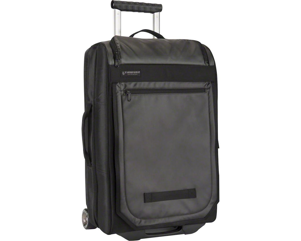 "CoPilot Rolling Suitcase: 42-liter, 22"", Black"