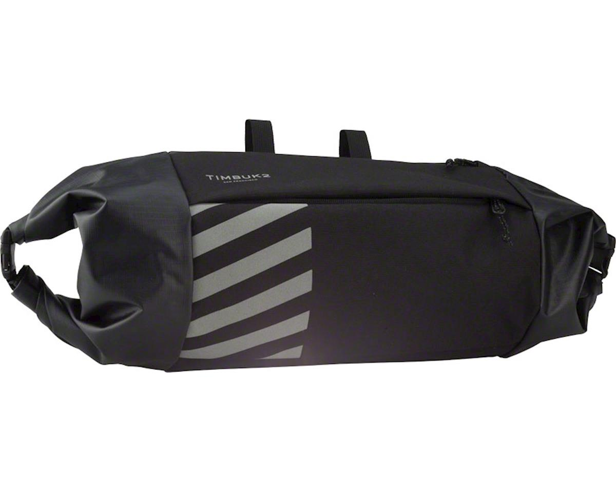 Timbuk2 FrontRunner Roll Handlebar Bag: Jet Black