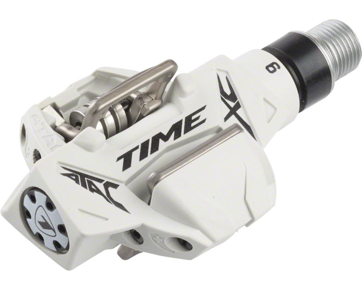 Time ATAC XC 6 Mountain Pedals White
