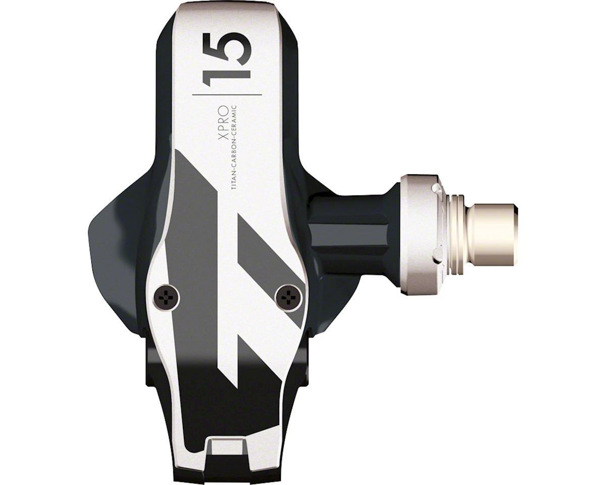 Time XPRO 15 Pedals (Black/White)