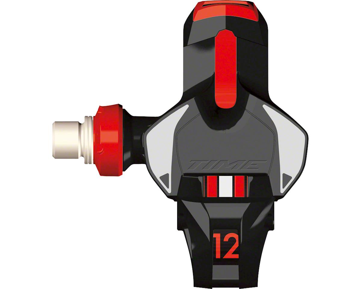 Time XPRO 12 Pedals (Black/Red)