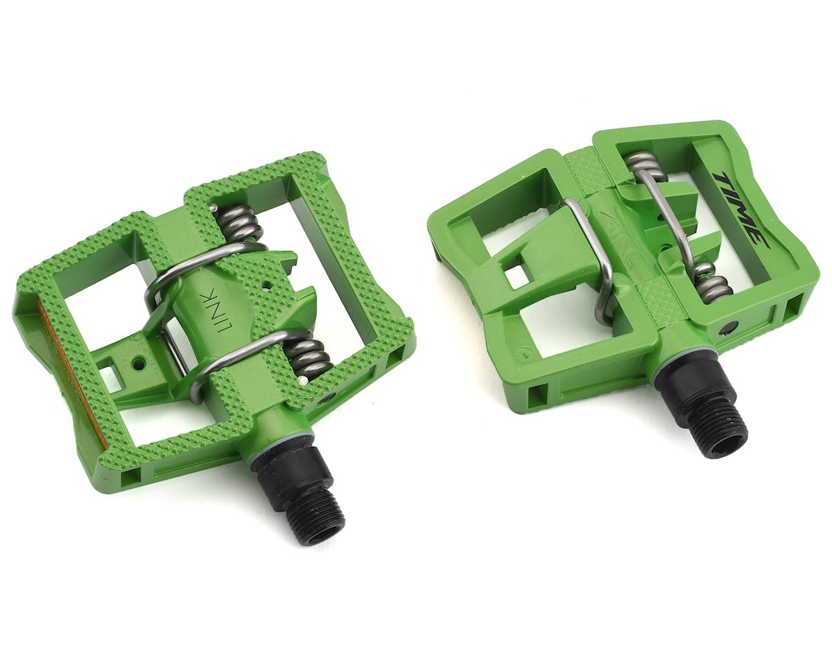 Link ATAC Dual Sided Pedal (Green)