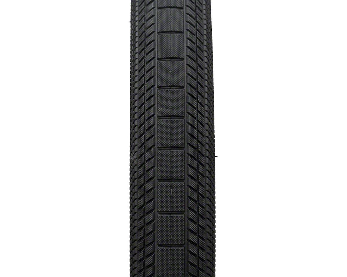 Tioga StreetBlock Tire: 20x2.15 Wire Bead Black
