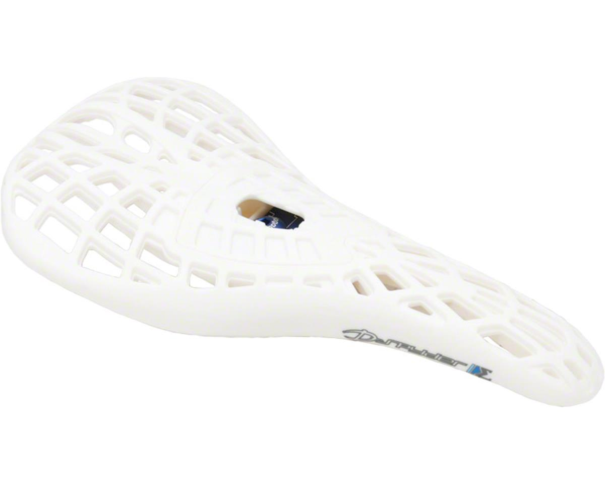 Tioga D-Spyder S-Spec BMX Seat - Pivotal, White
