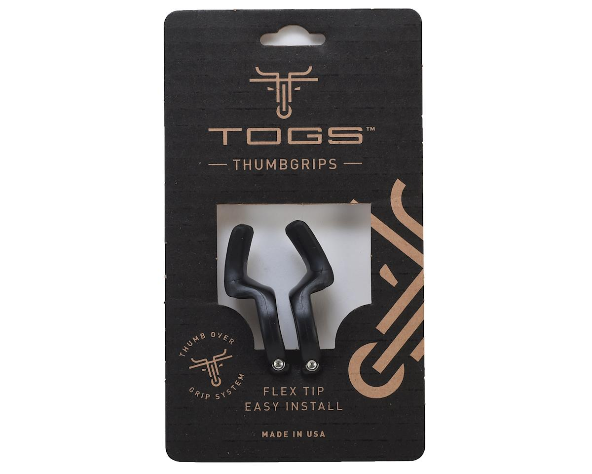Togs Thumb Over Grip System Flex Hinged Clamp (Black)