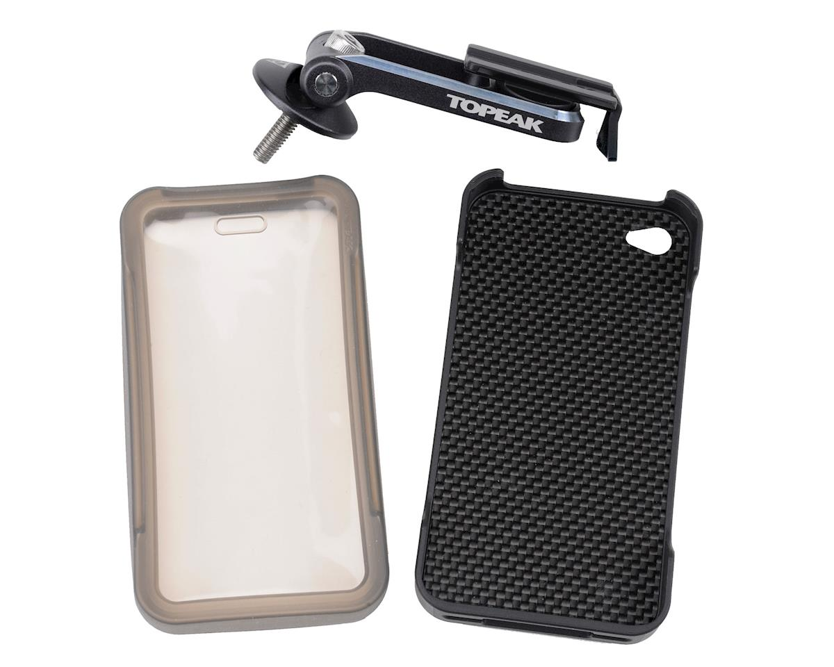 Topeak RideCase iPhone 4/4S Holder (Black)