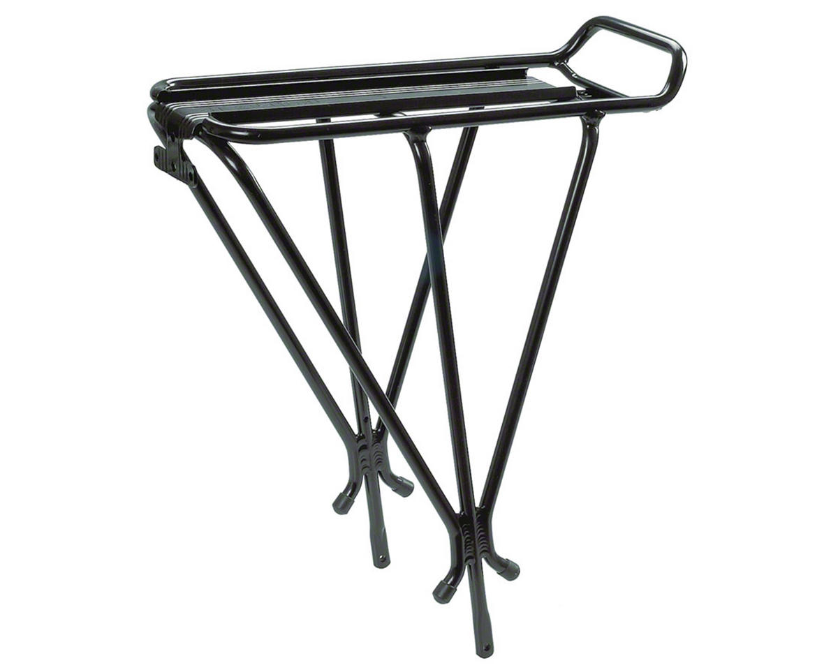 Topeak Explorer Rear Bike Rack (Black) (MTX Trunk Bags)