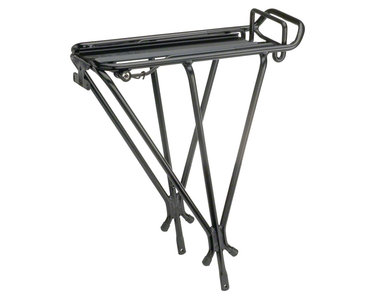 Topeak Explorer Rear Rack w/ Spring Clip (Black)