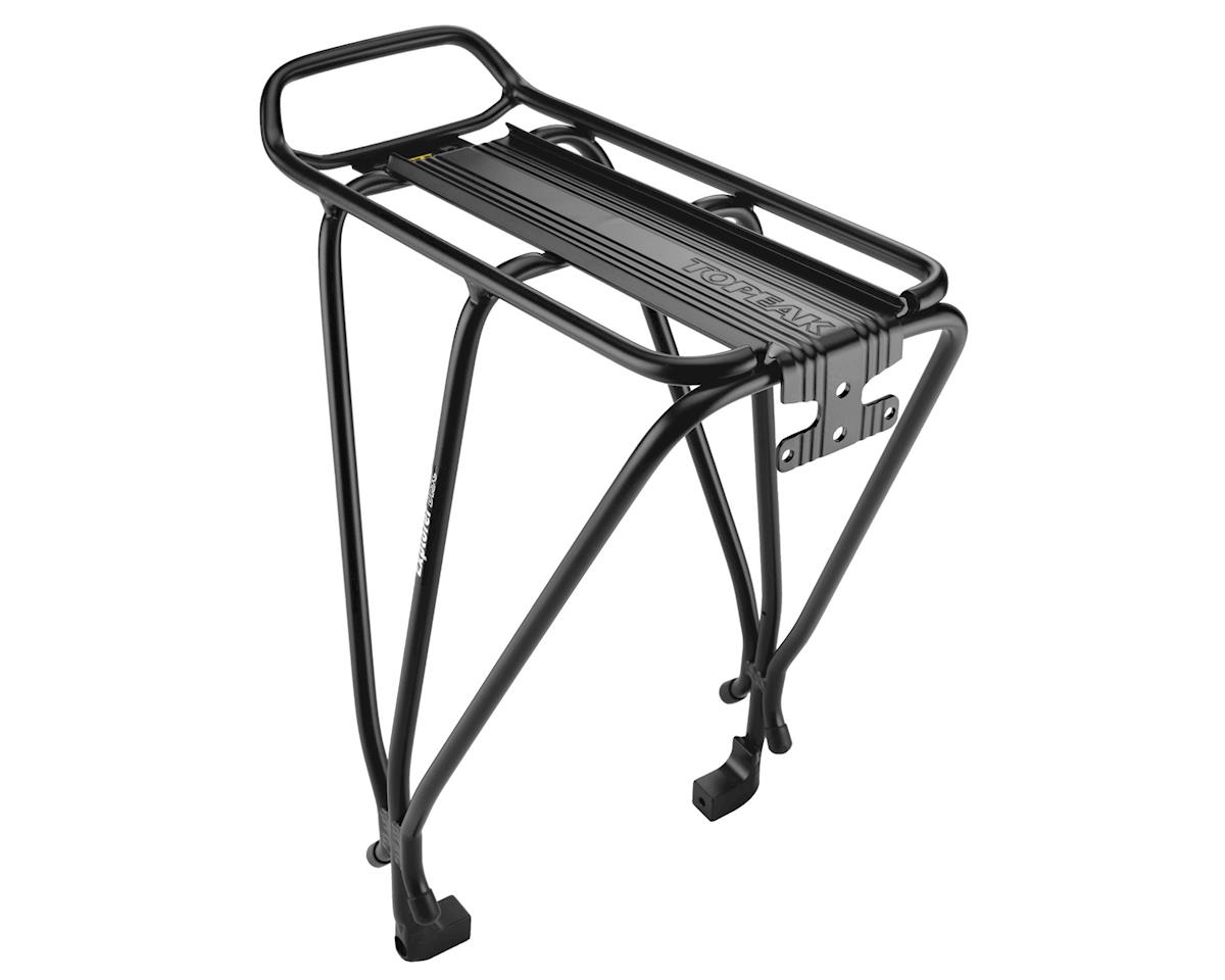 topeak explorer tubular rack with disc mount  ta2035-b