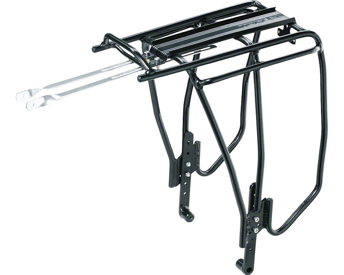Topeak Uni Super Tourist Fat Disc Rack (Black)