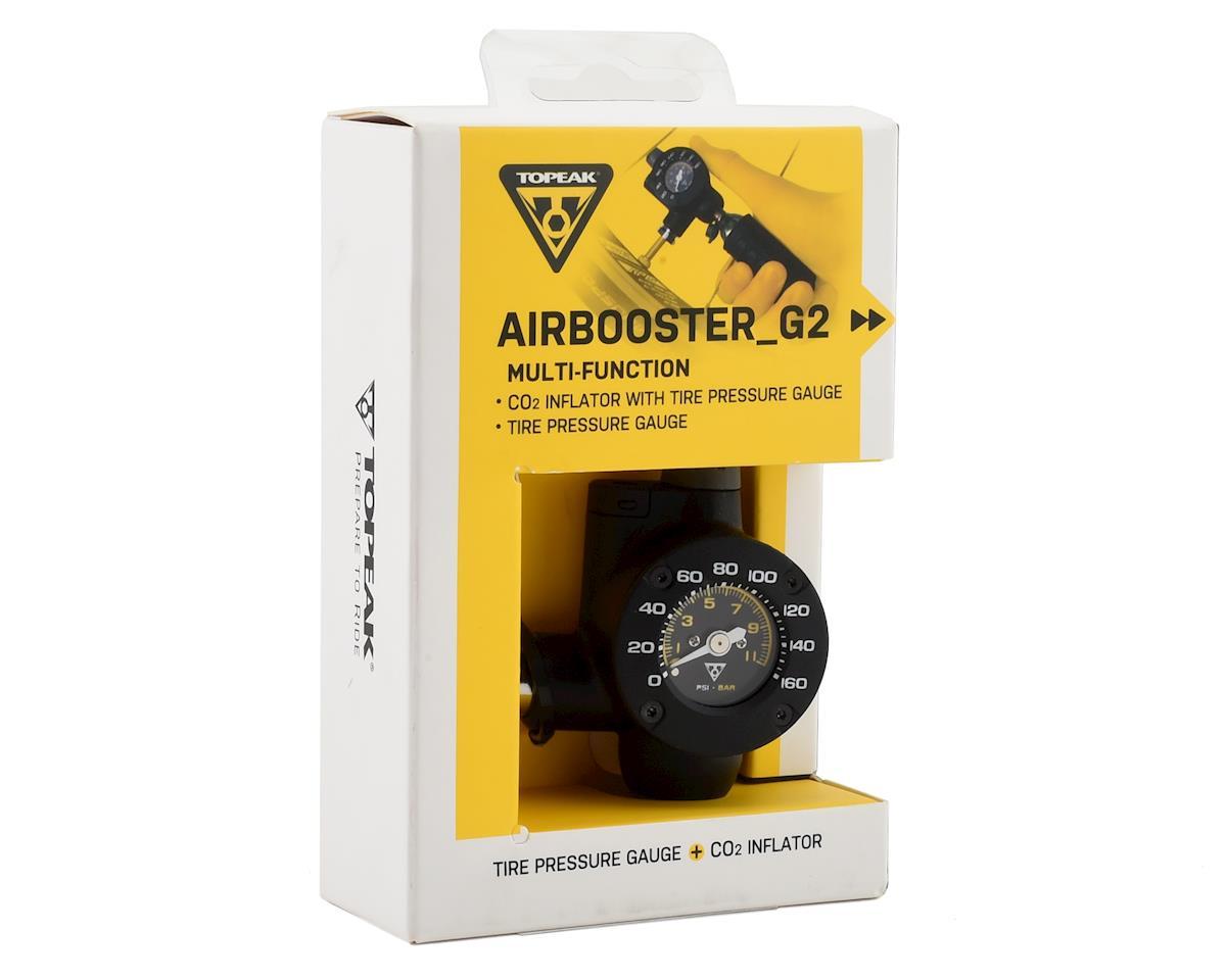 Topeak Airbooster G2 CO2 Inflator & Pressure Gauge