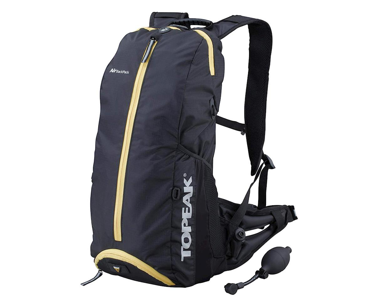 Topeak Air BackPack w/ Resevoir (Black/Yellow)
