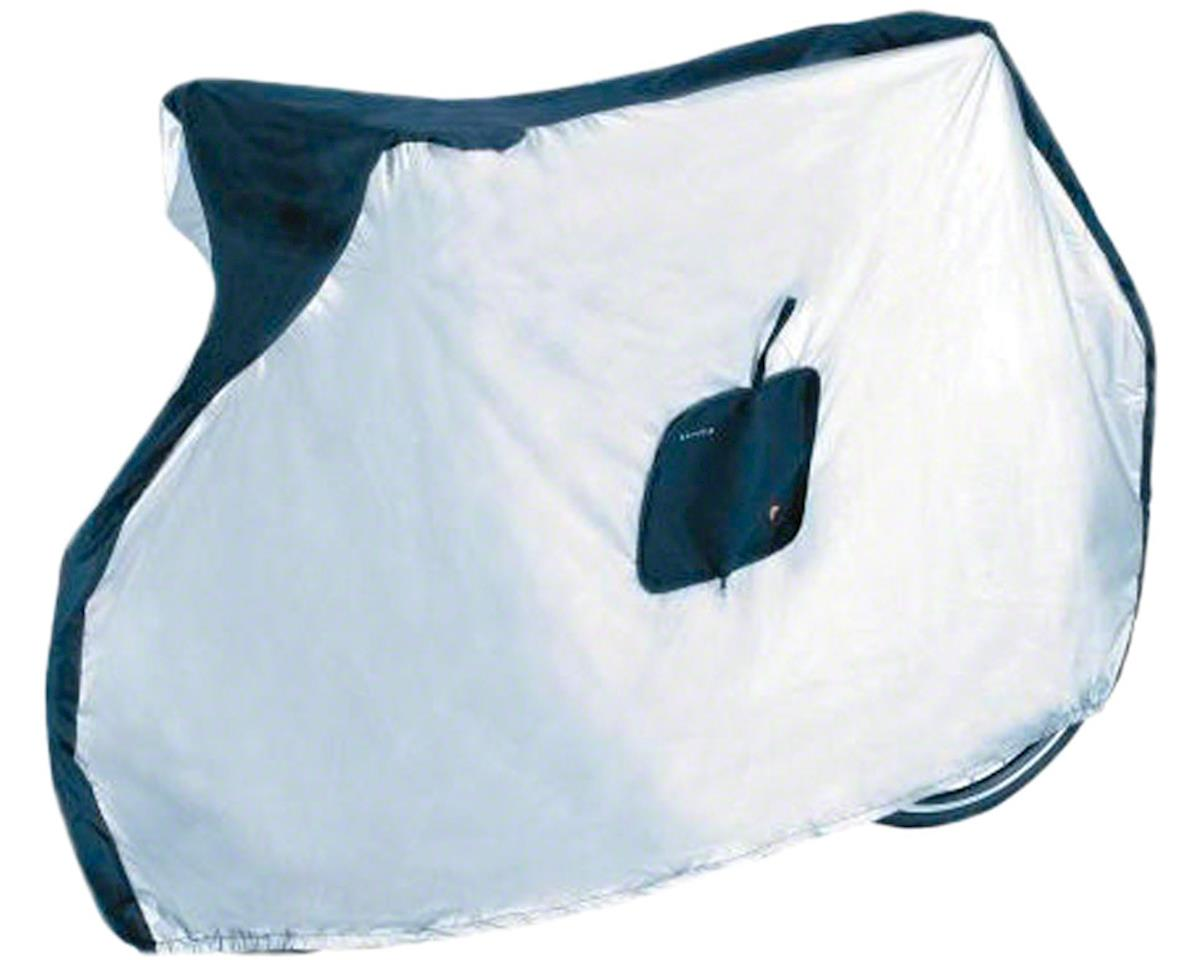 Image 1 for Topeak Bike Cover for Road Bikes (White/Black)