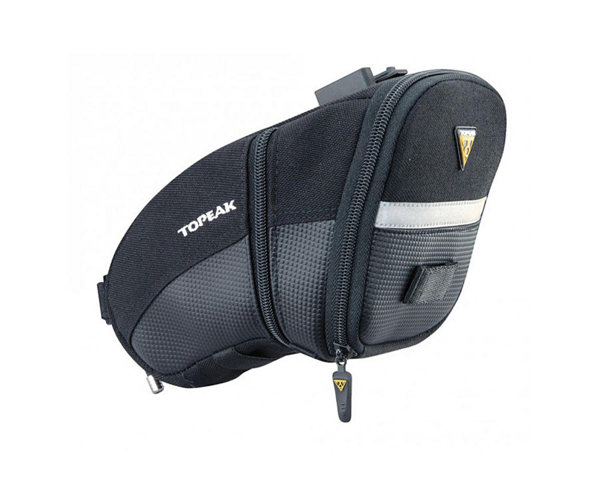 Topeak Aero Wedge Bike Saddle Bag (Medium)