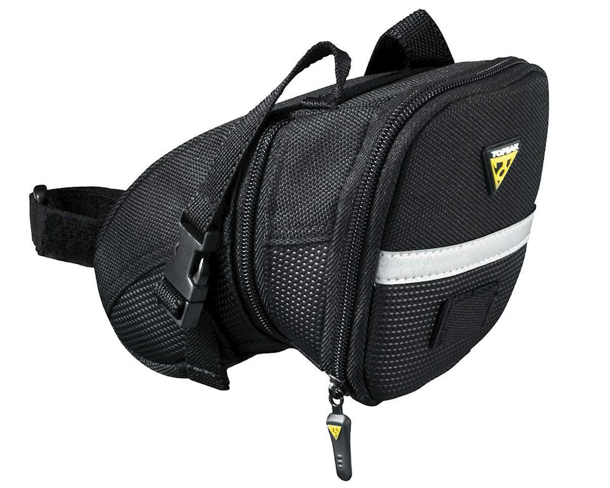Topeak Aero Wedge Bike Saddle Bag w/Strap Mount (M) | relatedproducts