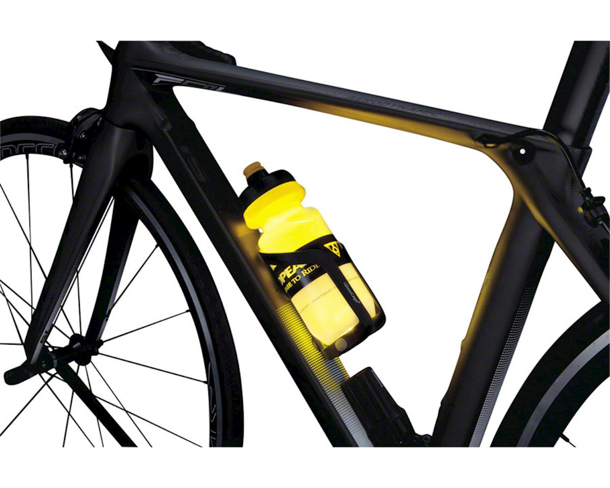 Topeak iGlow CageB Water Bottle Cage (5 Color Change)