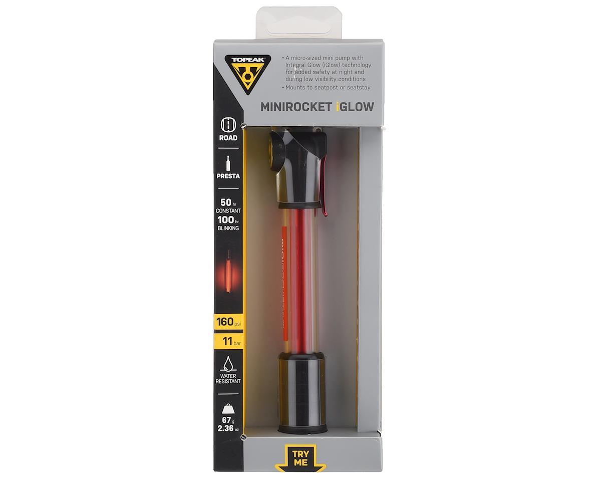 Topeak Mini Rocket iGlow Mini Pump