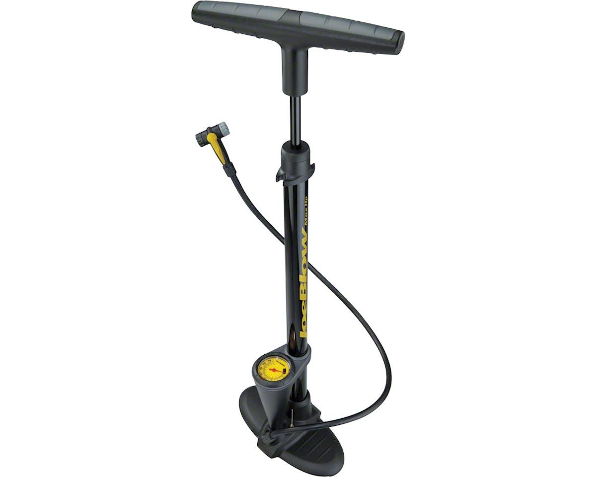Topeak Joe Blow Max HP Floor Pump: Black