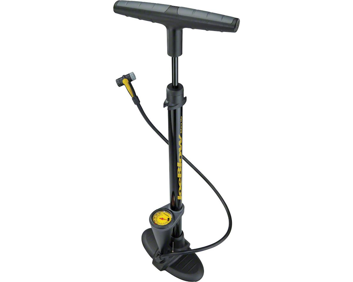 Topeak Joe Blow Max HP Floor Pump (Black)