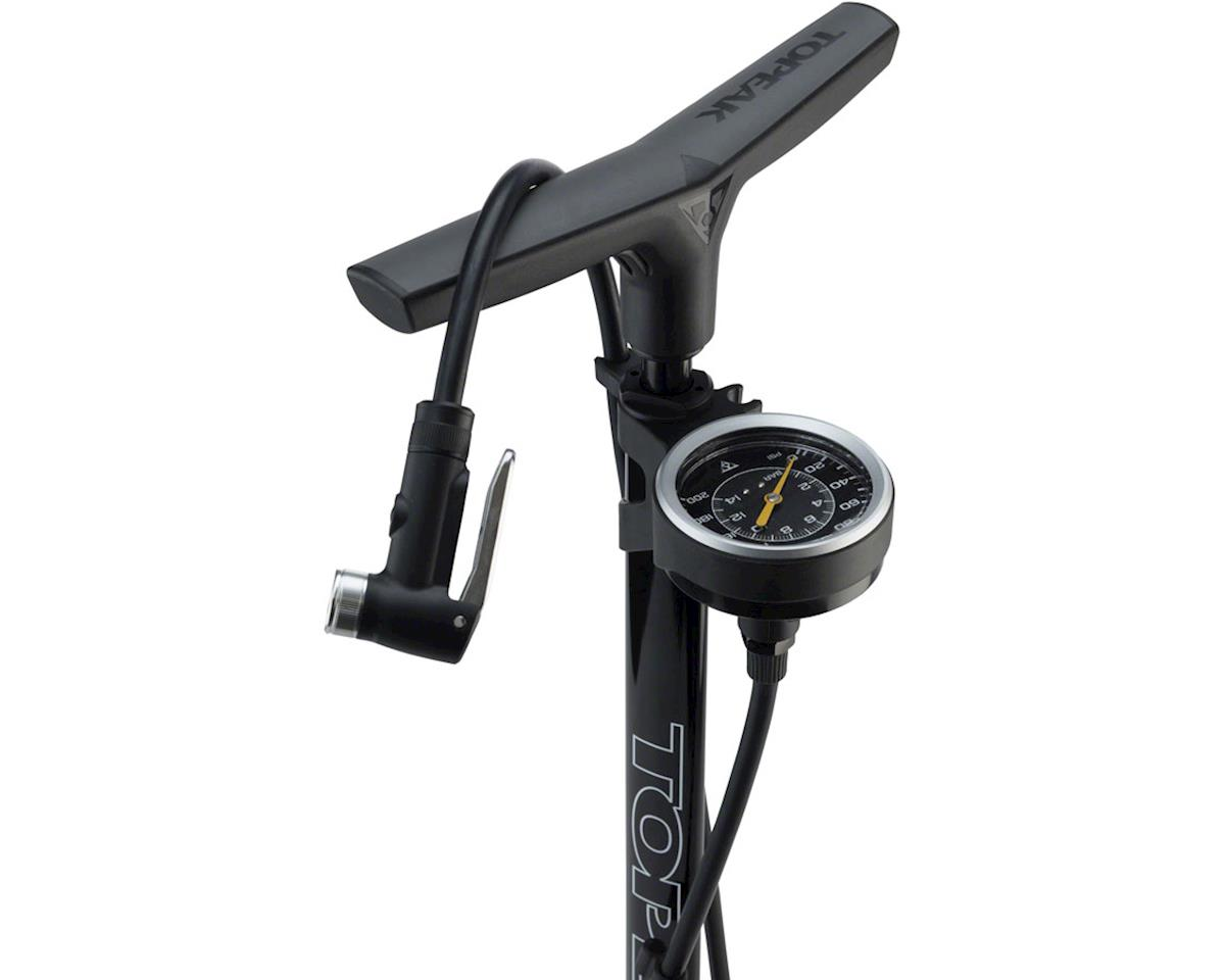 Topeak Pump Topeak Floor Joe Blow Pro X Bk