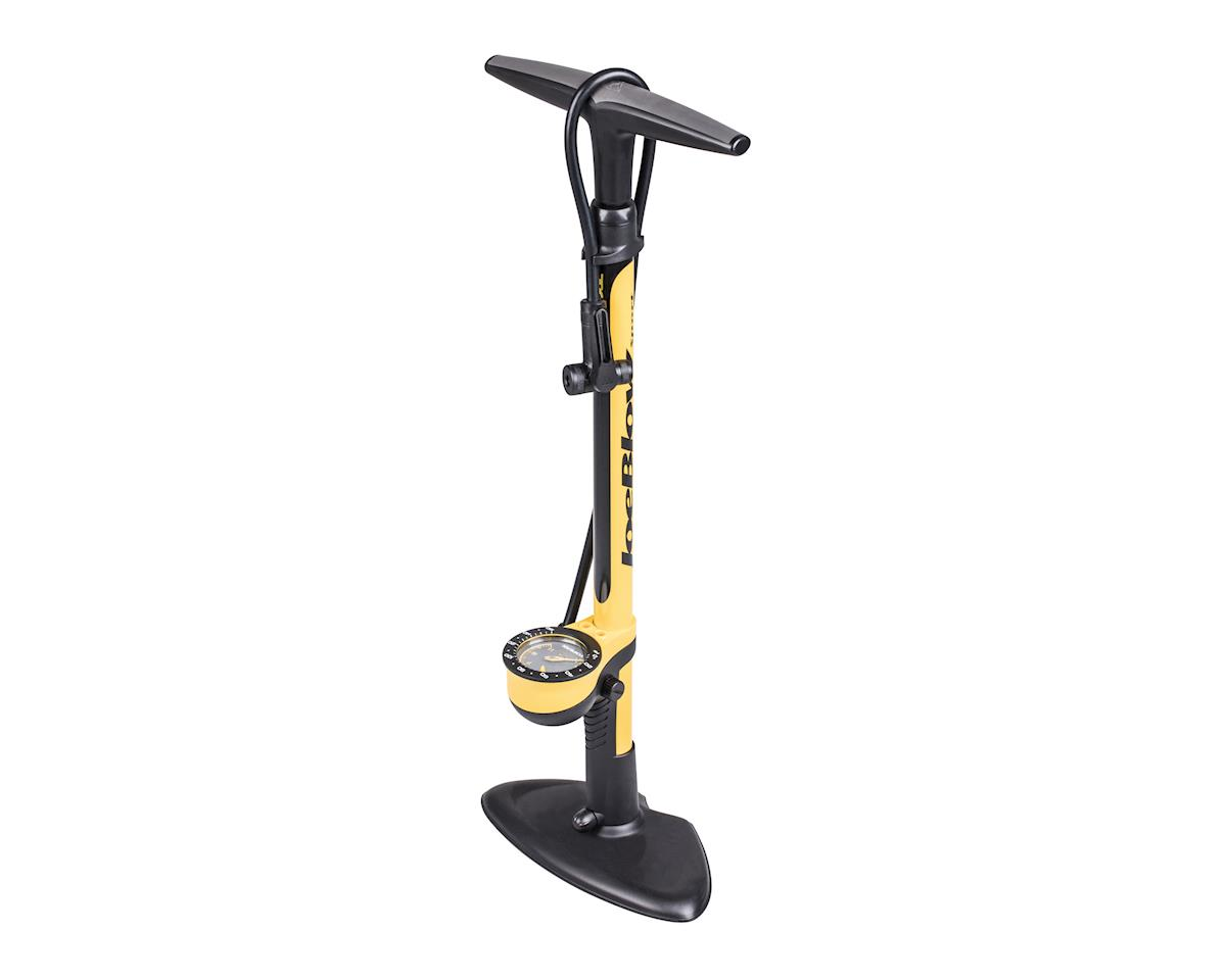Topeak JoeBlow Sport III Floor Pump (Yellow)