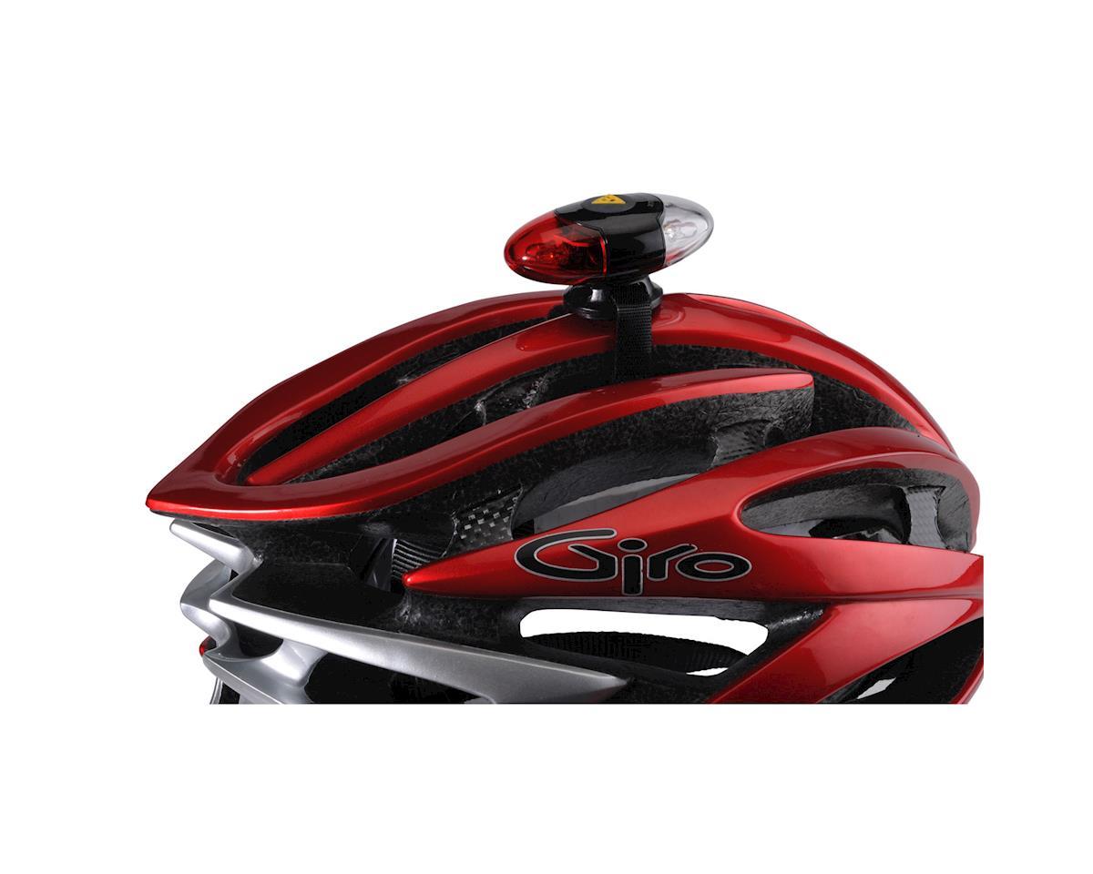 Image 3 for Topeak TPK HeadLux Helmet Mount Front/Rear Combo Light