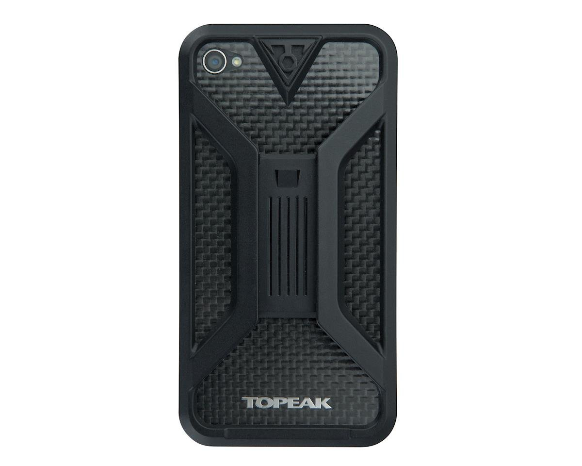 Topeak RideCase II iPhone 4/4S Holder (Black)