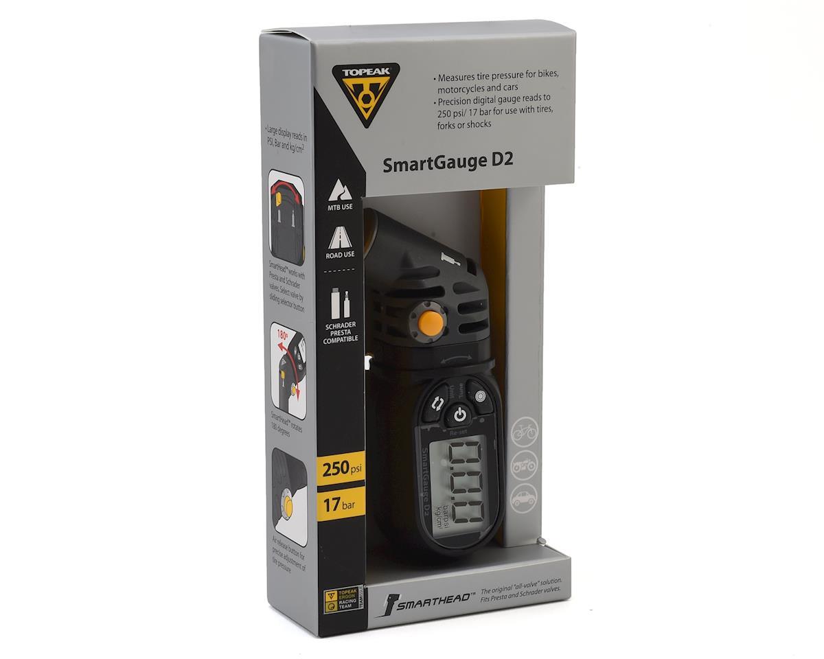 Image 3 for Topeak SmartGauge D2 (Presta/Schrader) (250psi)