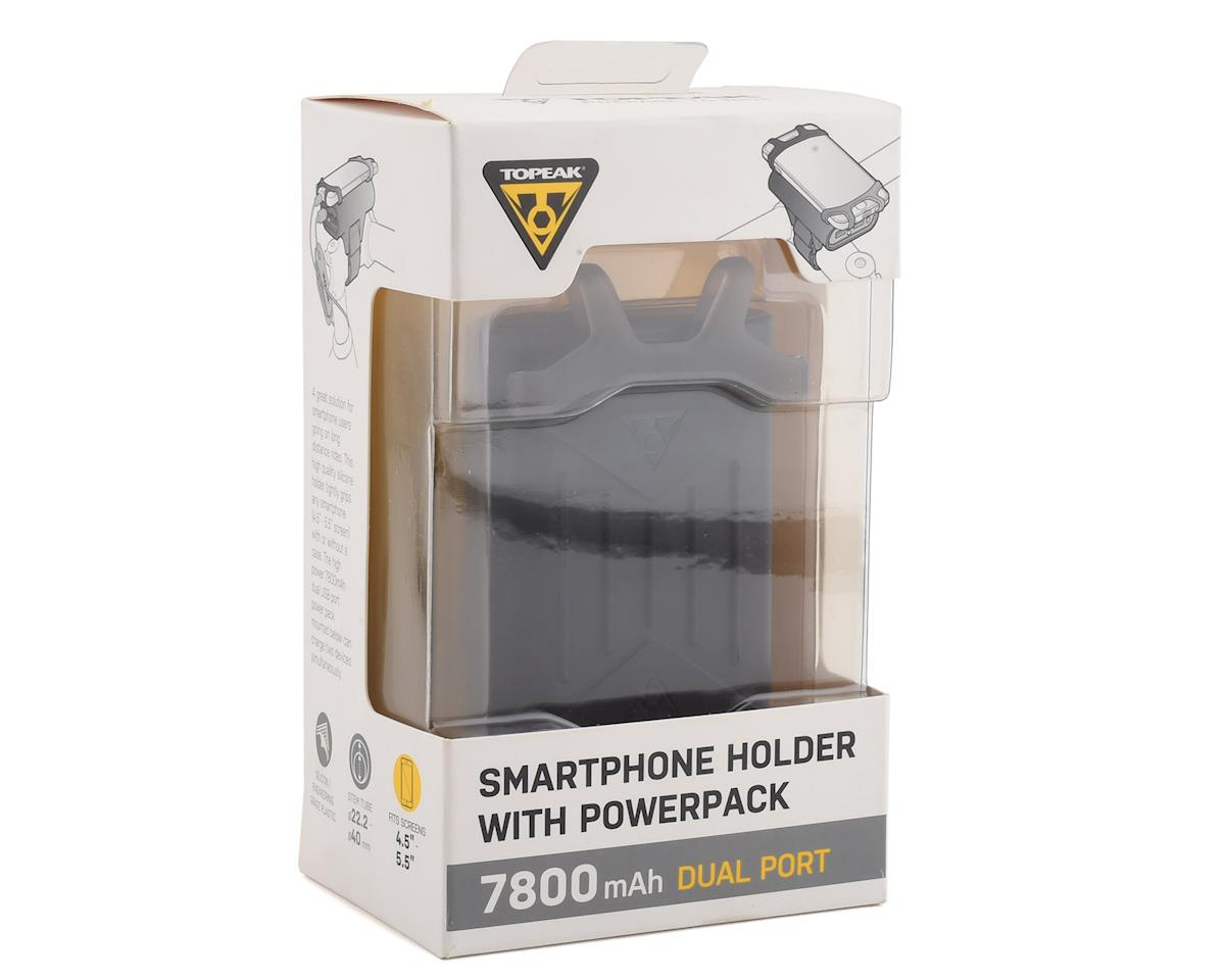 Topeak Smartphone Holder w/ 7800mAh Powerpack