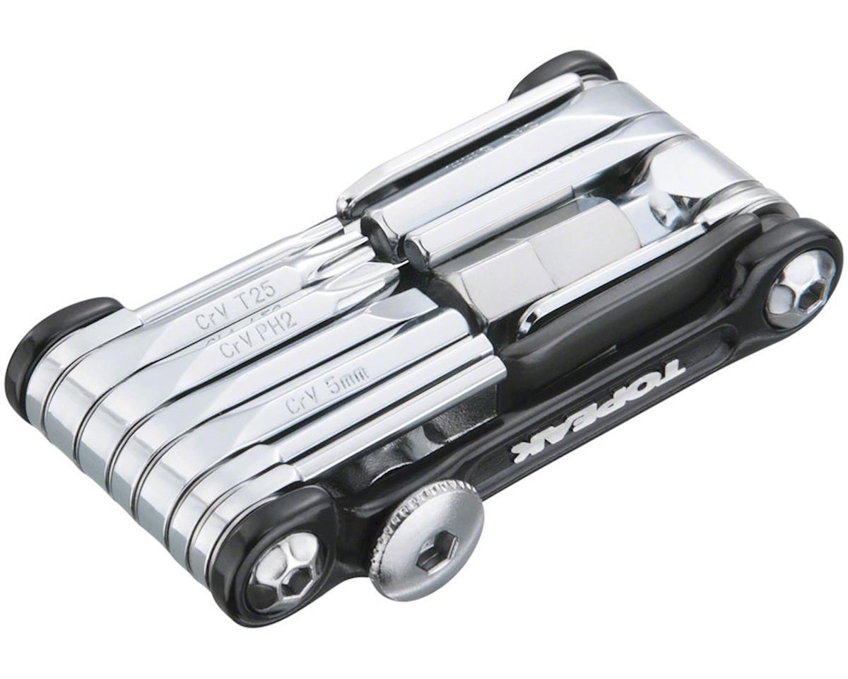 Image 2 for Topeak TPK Mini 20 Pro 20-Function Multi-Tool Black